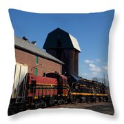 Alco Holic Throw Pillow