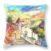 Alcoutim In Portugal 07 Throw Pillow