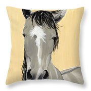Alegria De Baile Throw Pillow