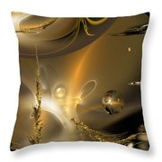 Tales Of Reflections Of Tales Throw Pillow