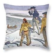 Alexander Mackenzie (1764-1820) Throw Pillow