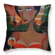 Alexandra Throw Pillow