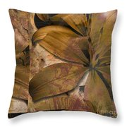 Alexia II Throw Pillow by Yanni Theodorou