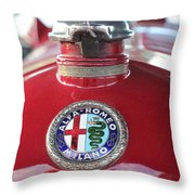 Alfa Milano Throw Pillow