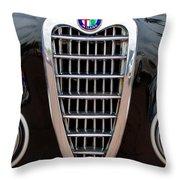 Alfa Romeo Milano Grille Throw Pillow