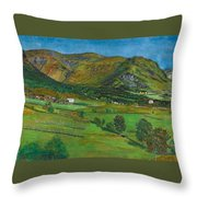 Alhustunet. Jolster Throw Pillow