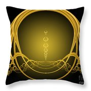 Alice Let Your Light Shine Throw Pillow