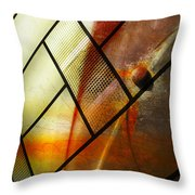Aligning The Souls  Throw Pillow