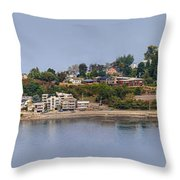 Alki Point Throw Pillow