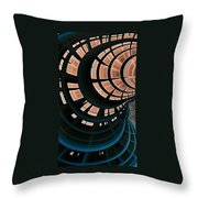 All Along The Watchtower Ix Throw Pillow