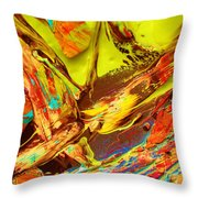 All Bars Throw Pillow