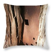 All Caught Up Throw Pillow