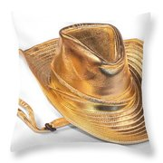 All Dressed Up Throw Pillow by Jo Ann Snover