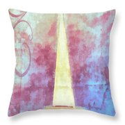All Else Fails Throw Pillow