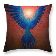 All Gods Creations Have Souls Throw Pillow