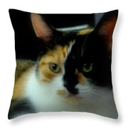 All I Ask Of You Throw Pillow