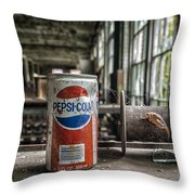 All I Wanted Was A Pepsi Throw Pillow
