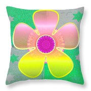 All In Part Two Throw Pillow