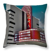 All Is Normal Throw Pillow