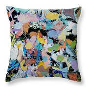 All Know The Way Throw Pillow