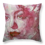 All Of Me Throw Pillow by Paul Lovering