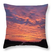 All Over Throw Pillow