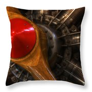 All Propped Up 2 Throw Pillow