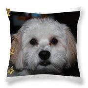 All Star Yoshi Throw Pillow