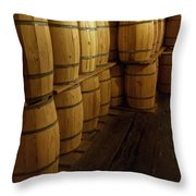 All The Wine Throw Pillow