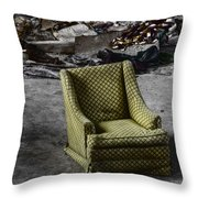 All The World Is A Stage Throw Pillow