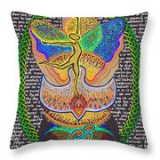 All Things Work Together For Good Throw Pillow