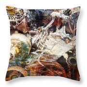 All This World Is Throw Pillow