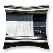 All Types Of Lines Throw Pillow
