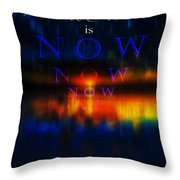 All We Have Throw Pillow