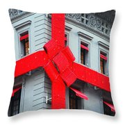 All Wrapped Up For You Throw Pillow