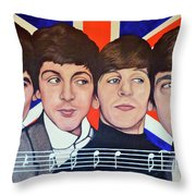 All You Need Is Love  Throw Pillow by Tom Roderick