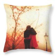 All You Need Throw Pillow