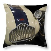 Allard J2 Circa 1952 Throw Pillow
