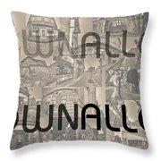 Allentown Throw Pillow