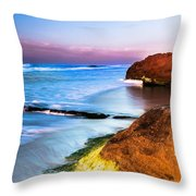 Almagreira Throw Pillow