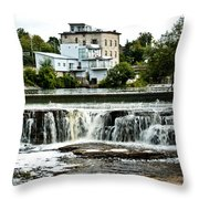 Almonte In Late Summer Throw Pillow