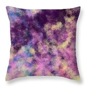 Almost Gloomy Throw Pillow