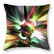 Alnitak Throw Pillow