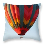 Aloft Throw Pillow
