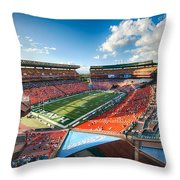 Aloha Stadium #2 Throw Pillow