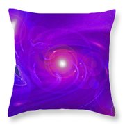 Alpha Level 2 Throw Pillow