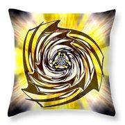 Alpha Starship One Throw Pillow
