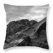 Alpspitze Bavaria 2 Throw Pillow