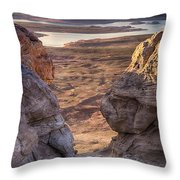 Alstrom Point  Throw Pillow