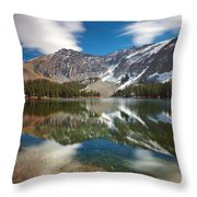 Alta Lakes Throw Pillow